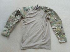 Massif Battleshield X Winter Army Combat Shirt New Size Medium Multicam RARE!