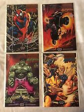 Marvel Masterpiece Collection # 1-4 Comic
