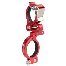 TrustFire HE02 MTB Bicycle Bike Light Torch Handlebar Clip Mount Bracket RED