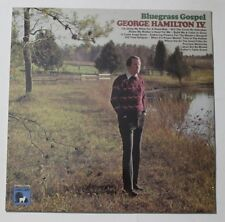 GEORGE HAMILTON IV Bluegrass Gospel LP Lamb & Lion LL-1015 US 1974 SEALED M 2F