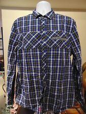 English Laundry Blaque Label  Casual shirt Long Sleeve Pattern Flip cuffs 2XL