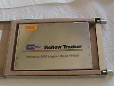 DataPaq RP0061 Data Logger Reflowpaq 2000 Thermal Barrier TB2001