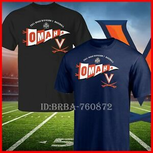 Virginia Cavaliers 2021 NCAA Men's Baseball College World Series T-shirt S-3XL