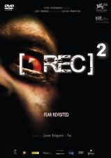 Rec 2 Fear Revisited  -Hong Kong RARE  HORROR EURO CULT ACTION MOVIE