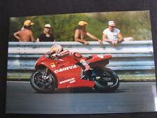 Photo Cagiva GP500 1993 #3 John Kocinski (USA) Dutch TT Assen