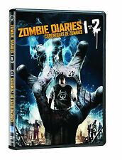 Zombie Diaries 2 Pack (DVD, 2011, 2-Disc Set)