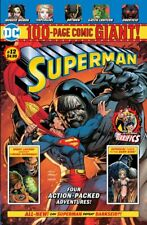 SUPERMAN  DC 100 PAGE GIANT #12 WAL-MART EXCLUSIVE COMIC VF/NM SOLD OUT!