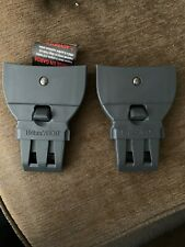 Joovy Qool Car Seat Adapters for Stroller Britax: BOB B-Safe/35/35Elite 9091