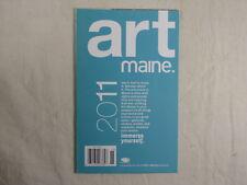 Art Maine 2011 from Maine & Maine Home magazines