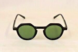 Betty  Black Sunglasses  1930s 1940s Vintage style  UV400