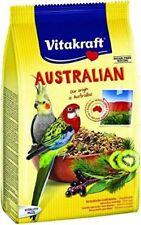 Vitakraft Australische Papagei Futter 750g -cockatiel Lovebird Vogel Kerne