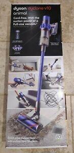 Dyson V10 Animal Handheld Vacuum Cleaner Complete With Original Box - Superb!