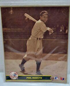 "1990 Yankees Phil Rizzuto MLB Action Photos Super Stars NIP 8""  X 10"""
