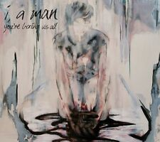 I, A Man - You're Boring Us All (2012)  CD  NEW/SEALED  SPEEDYPOST