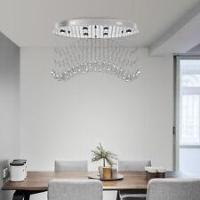 Modern Luxury Crystal Chandelier Living Dinning Room Ceiling Pendant Lighting US