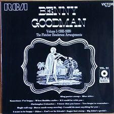 33T LP JAZZ Black & White V0L.54 BENNY GOODMAN VOLUME 5 RCA 741.044 Disque MINT