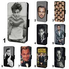 Leonardo Dicaprio Actor Flip Phone Case Cover - Fits Iphone