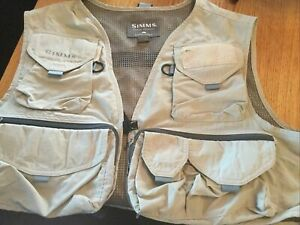 Simms Fly Fishing Vest
