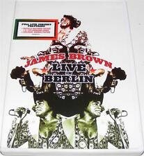 JAMES BROWN  Live In Berlin---(DVD)