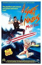 Surf Nazis Must Die Movie Poster  Large 24inx36in