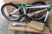 RARE NIB 2016 Haro MASTER BMX Freestyle Bike DMC Complete Bicycle Only 450 made!