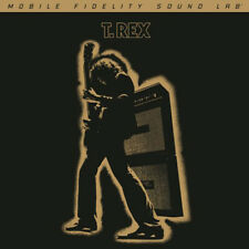 T-REX ELECTRIC WARRIOR - MOBILE FIDELITY HYBRID SACD - LIMITED EDITION