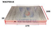 WESFIL CABIN FILTER FOR Seat Cordoba 1.8L, 2.0L 1995-1999 WACF0016