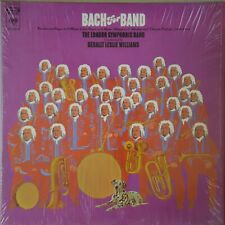 BACH FOR BAND London Symphonic Band Columbia M 31126 shrink NM