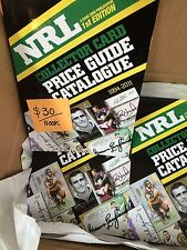 * NRL Collector Card Price Guide (1994-2011)-First Edition-Analyse, Price...