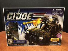 GI Joe 30th Vamp MK-II Attack Vehicle With Steel Brigade Dela0719