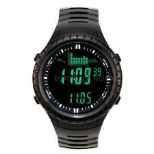 Spovan Waterproof Fishing Watch Altimeter Barometer Thermometer Wristwatch M1G9