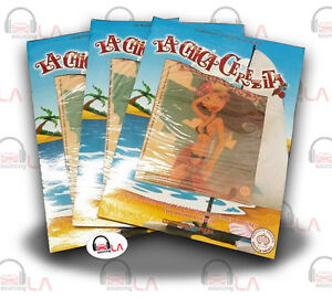 Lot of 3 La Chica Cerezita CAR AIR FRESHENER CHERRY FRESA AROMATIZANTE