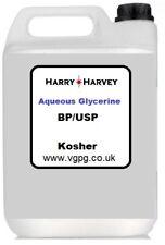 2 L AG aqueuse VEGETABLE GLYCERINE Glycérol glycérine USP BP vapotage 2 L VG