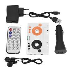 Automobile Radio Cassette Lecteur MP3 Adaptateur Stéréo de Voiture USB S D/MMC