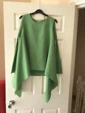 Cos Ladies Top, Green, Size 40, Bnwot