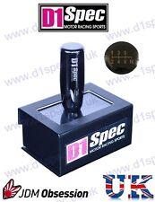 D1 SPEC HEAVY GEAR KNOB 6MT R GUNMETAL JDM CIVIC INTEGRA ACCORD TYPE R S2000 RSX