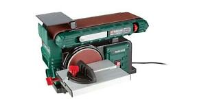 PARKSIDE® Band-/ Tellerschleifer »PBTS 370 A1« 370 Watt Schleifmaschine *B-Ware