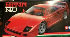 Tamiya Model 1/24 Ferrari F40 SEALED BOX - FREE SH