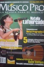 Monthly Music 2000-Now Magazine Back Issues in Spanish