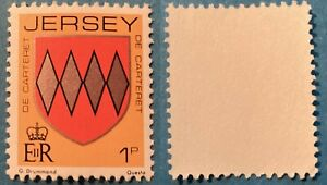 Jersey 1981 New Definitive 1p SG-250 MNH - US-SELLER