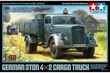 TAMIYA 32585 1/48 German 3ton 4x2 Cargo Truck