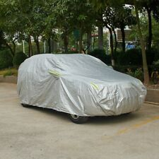 UV Full Car Cover  Sun UV Dust Rain Snow Resistant SUV Protection YL YXL