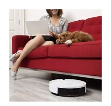 bObi Classic Robotic Vacuum Cleaner, Snow White
