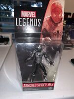 """New Hasbro Marvel Legends Series 3.75"""" Action Figure ARMORED SPIDER-MAN"""