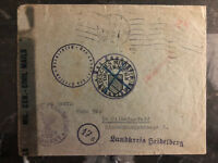 1946 Austria Censored Cover to Germany