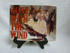 Gone With The Wind The Courage Scarlett & Rhett Bradford Exchange L/E Plate