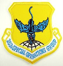 USAF 353d SOG SPECIAL OPERATIONS GROUP PATCH