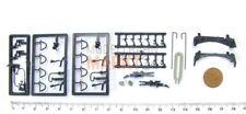 Ersatz-Zurüstbeutel Blenden Griffe z.B. für ROCO DB Diesellok V200 Spur H0 - NEU