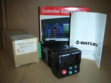Watlow Pm6c4fj Alejaaa Ez Zone Digital Temperature Controller 12 28 Vacvdc Pid
