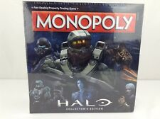 Monopoly: Halo Collector's Edition - New Sealed